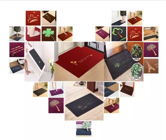 Screen Printed Carpet