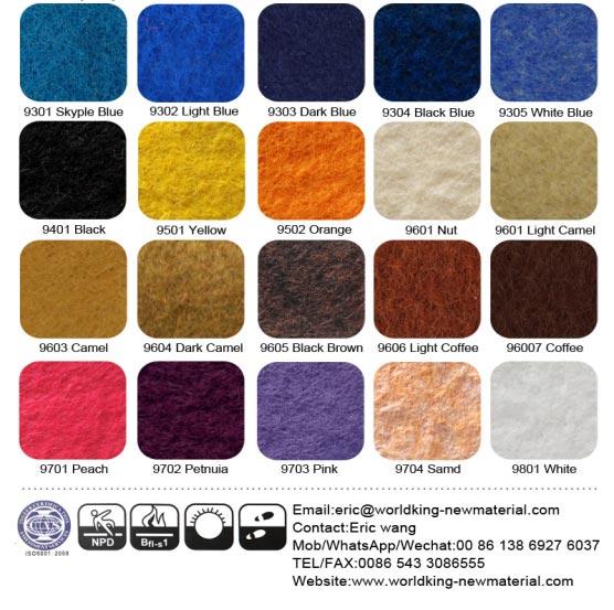 Plain-Surfaces Exhibition Carpet