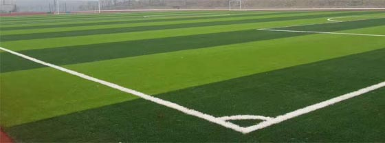 Maintenance and maintained of artificial turf