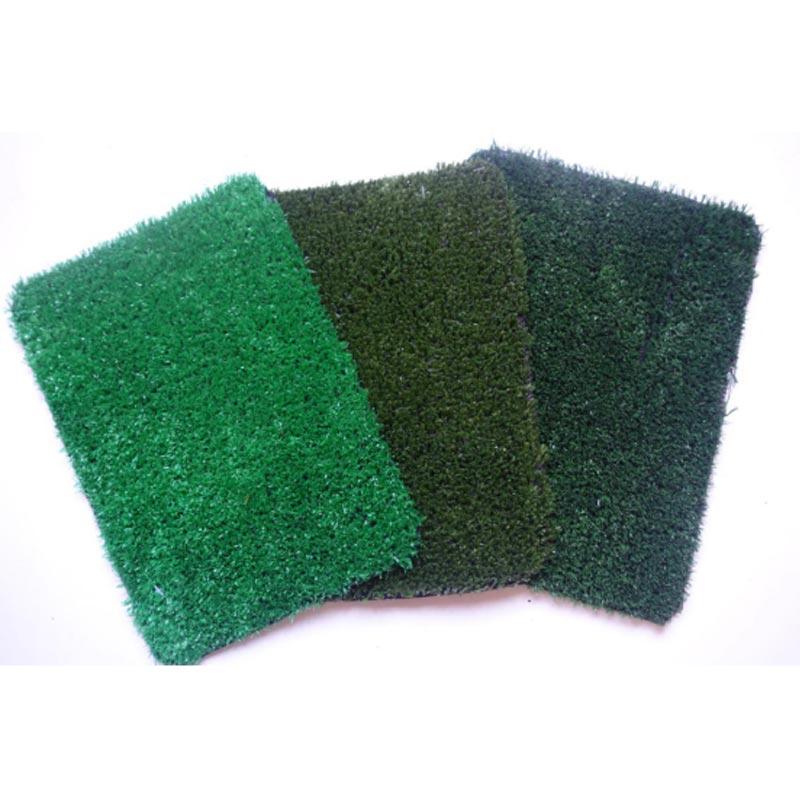 Easy Cutting Exhibition Artificial Grass