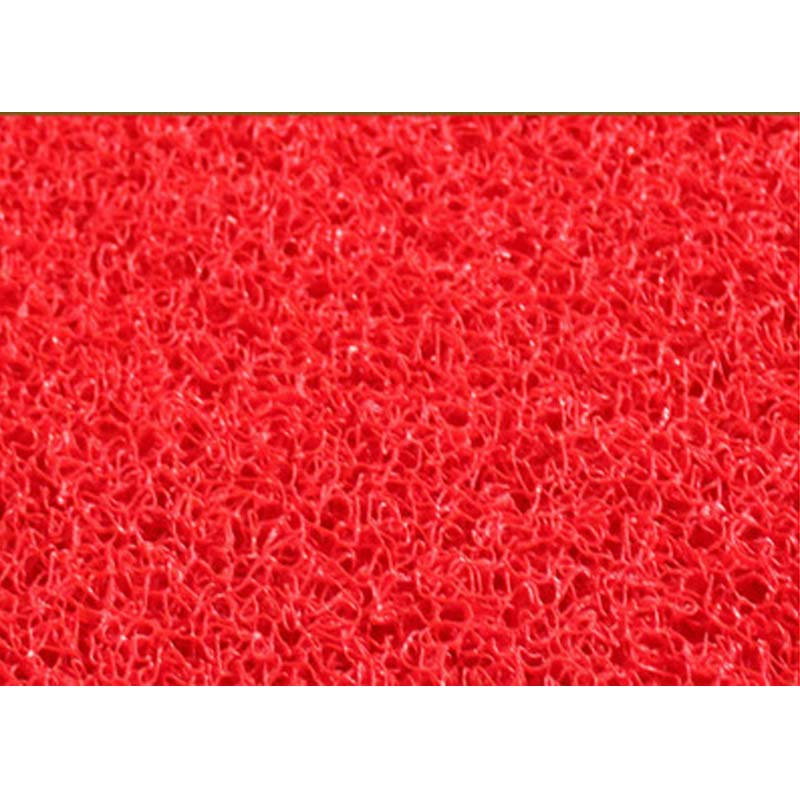 PVC Coil Carpet with Foam Backed